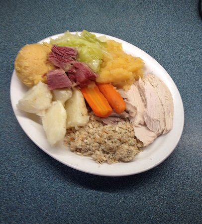 Fort Saskatchewan, Canadá: Turkey JIGG's Dinner! 