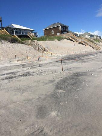 North Topsail Beach ภาพถ่าย