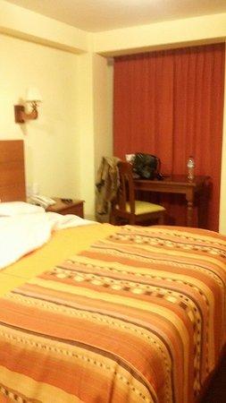 Siete Ventanas Hotel: 20160813_062850_large.jpg