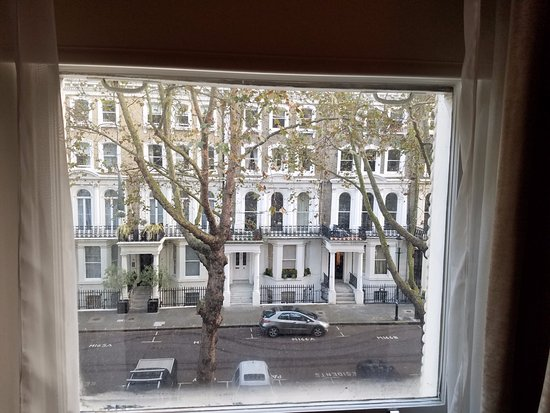 The Beaufort Hotel: A view from my room
