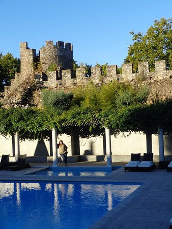 Mar d'Ar Muralhas: gorgeous grounds