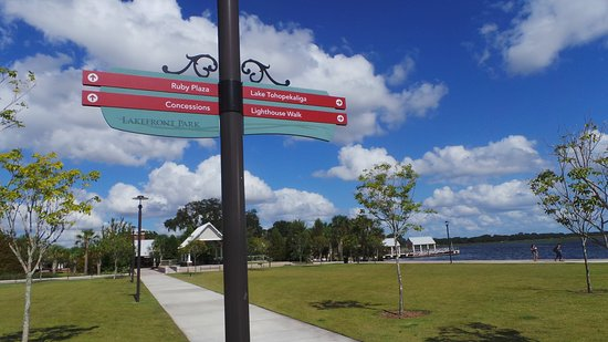 Kissimmee, FL: The park is beautiful and easy to navigate