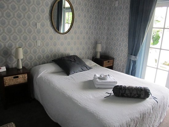 Warkworth Lodge: The Blue Room
