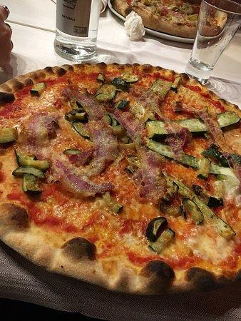 Una buona pizza