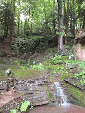 Seven Springs, PA: Beautiful natural landscape
