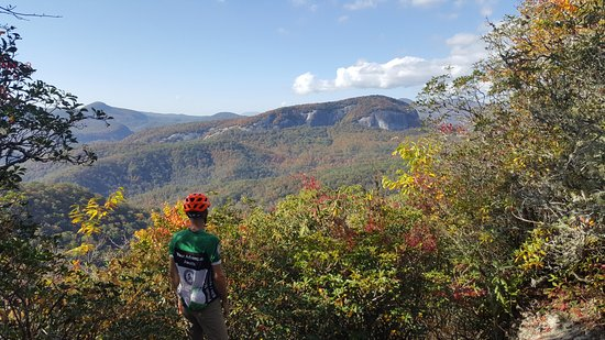 Pisgah Mountain Bike Adventures - Day Tours