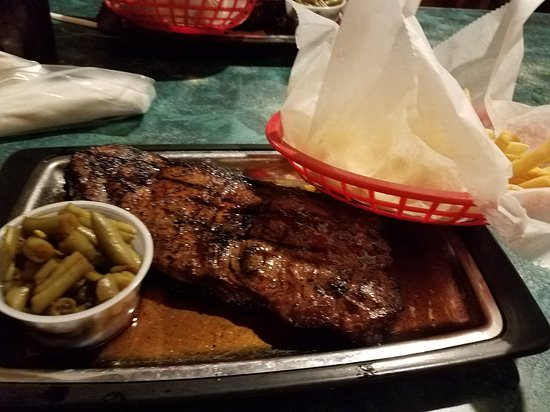 Portsmouth, OH: The small 16 ounce steak