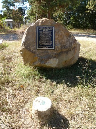 Iuka, MS: History Plaque