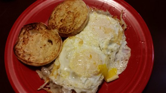 Birchwood, WI: Stuffed Hash Browns