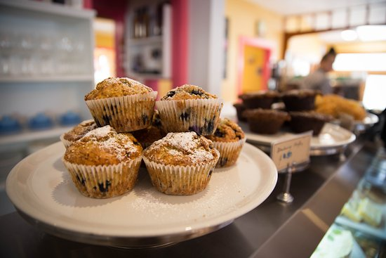 Greytown, นิวซีแลนด์: Muffin' compares to our fresh baking ;)