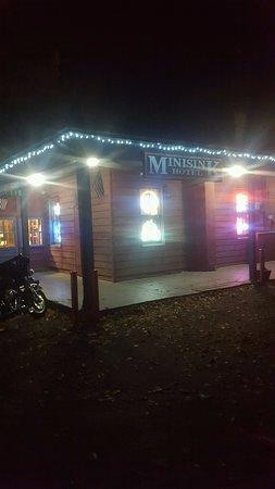Minisink Hills, PA: front door