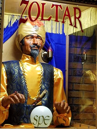 Bristol, Пенсильвания: Who doesn't like Zoltar, He was in the lobby!