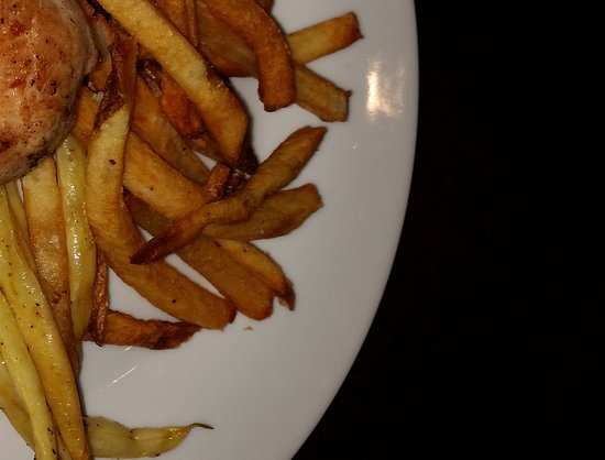 Kemptville, Canada: Disappointing meal and presentation