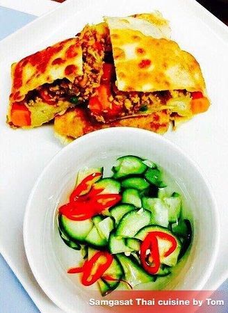 Edge Hill, Australia: Samgasat Thai cuisine