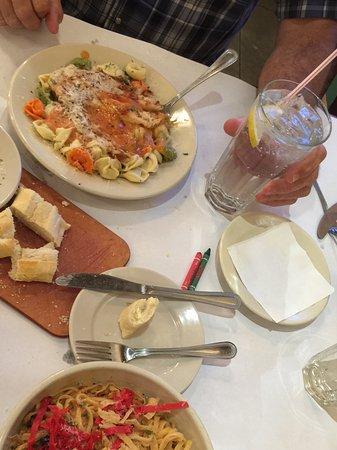 Zio's Italian Kitchen: Awesome dinner!