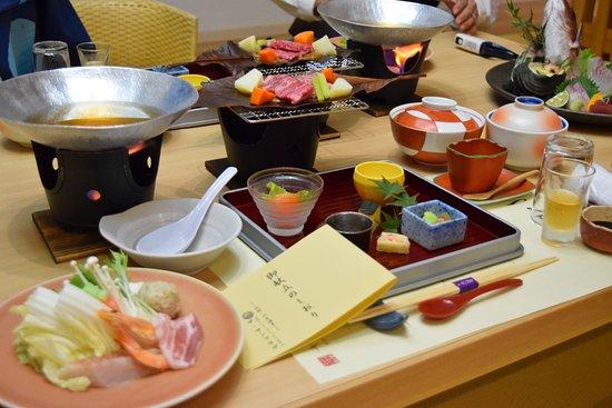 Sumoto, Japón: 部屋食・会席膳