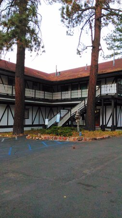 Black Forest Lodge: Motel Rooms