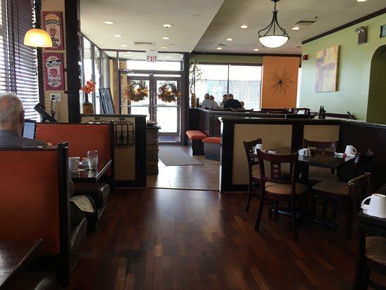 Woodridge, IL: Interior of Jam n Jelly Cafe