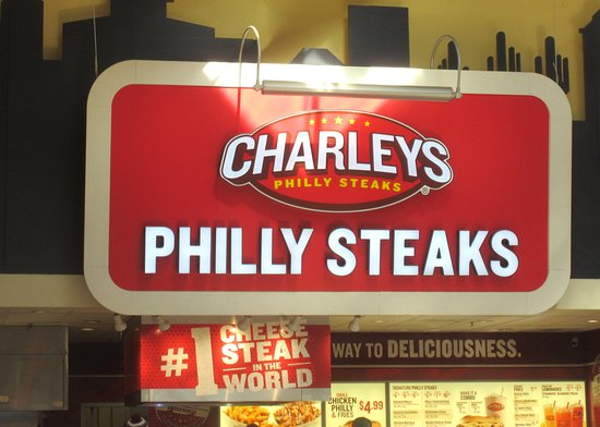 Charley's Grilled Sub Philly Steaks (Oct. 2016 Photo), Milpitas, CA