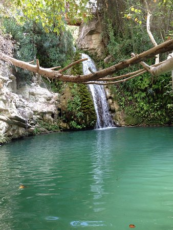 Adonis Baths Water Falls: photo0.jpg