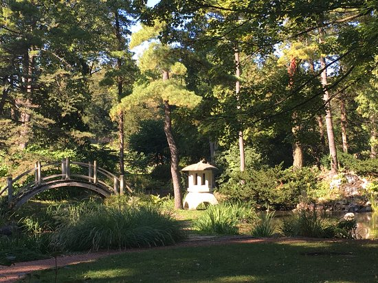Geneva, IL: the Japanese garden