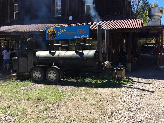 Marble, CO: If you own a grill like this, you're a good cook