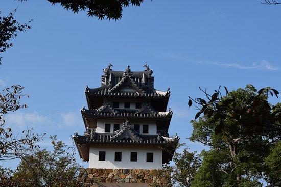 Sumoto, Japon : 再建された天守