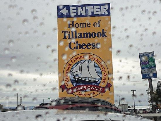 Tillamook, OR: Good Rainy Day Visit