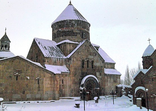Saint Harutyun Church
