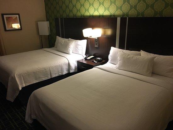 華盛頓特區市中心萬豪費爾菲爾德套房飯店照片