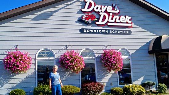 Utica, Νέα Υόρκη: Dave's Diner