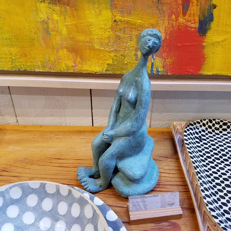 West Tisbury, MA: My girlfriends favorite sculpture for $5000.