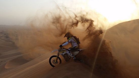 Moto Desert Rides