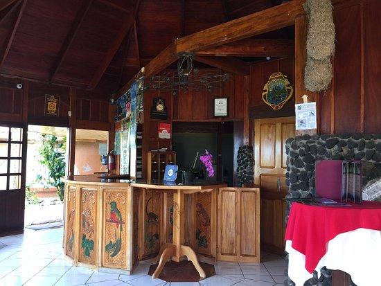El Castillo, Costa Rica: Lobby