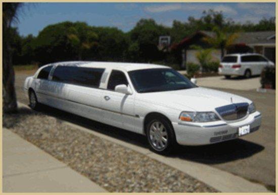 Santa Ynez, Kalifornien: 8 passenger stretch limousine