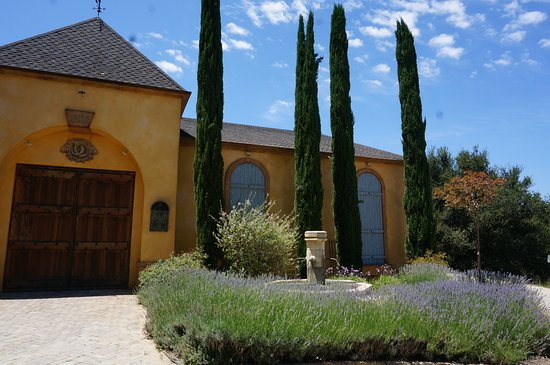 Santa Ynez, Калифорния: Estate Winery in Santa Barbara