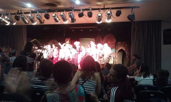 Henriqueta Brieba Theater
