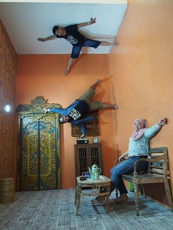 upside down world upside down bali