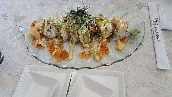 Lathrop, Califórnia: Amici Sushi