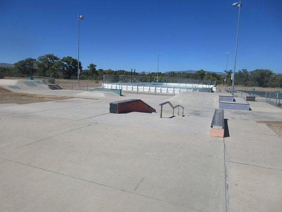 Skate Park, Riverfront Park, Cottonwood, AZ
