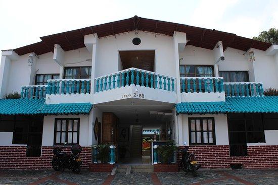 Hotel la Posada de la Ermita