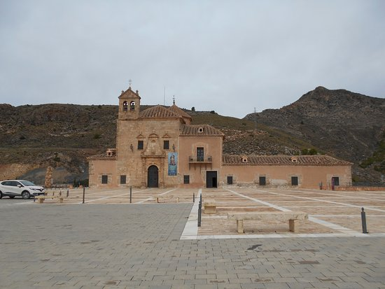 Albox, Španělsko: Santuario Virgen del Saliente