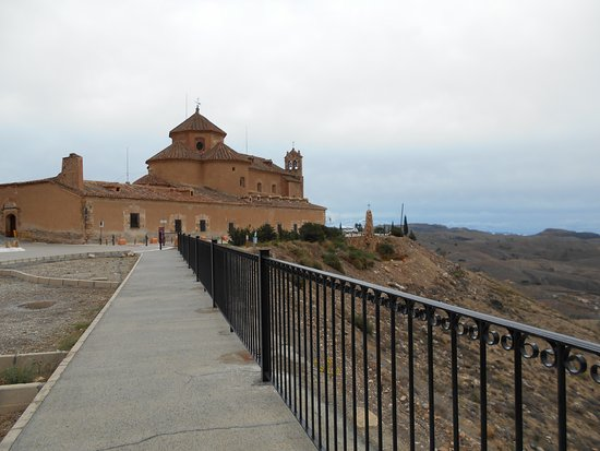 Albox, Ισπανία: Santuario Virgen del Saliente
