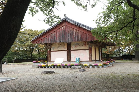 Bunhwangsaji (Bunhwangsa Temple Site): Bunhwatgsa temple
