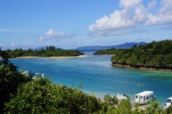 Ishigaki, Giappone: 川平公園から川平湾