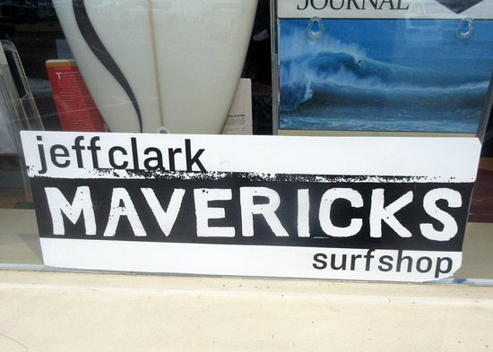 Mavericks Surf Shop