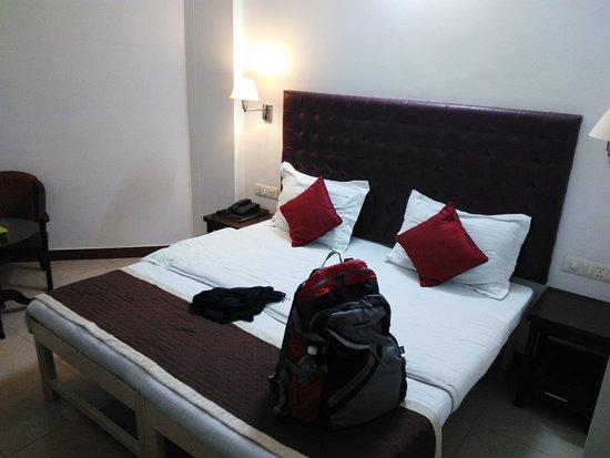 Hotel Shikha: Bed Room