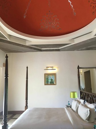 Tree of Life Resort & Spa Jaipur: the huge, acoustically perfected room