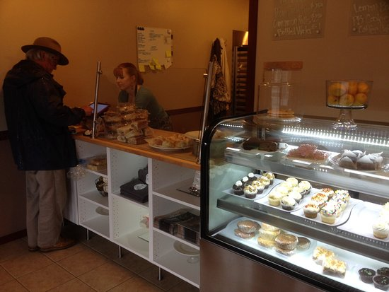 Cle Elum, WA: Small but delicious bakery