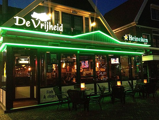 Cafe Restaurant De Vrijheid Volendam